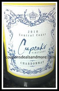 Cupcake Chardonnay Review