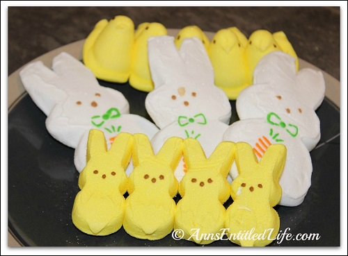 Peeps - Nature's Most Nearly Perfect Food