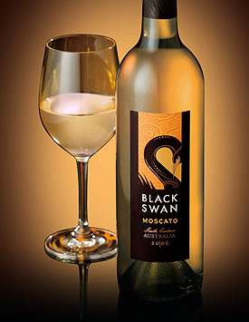 Black Swan Moscato Wine Review