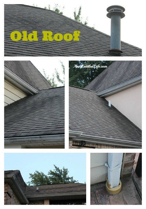 Our New Roof