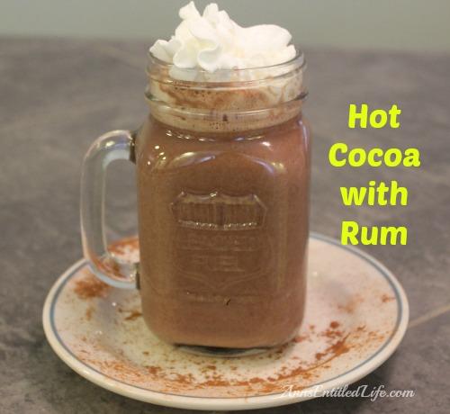 Hot Cocoa With Rum Recipe
