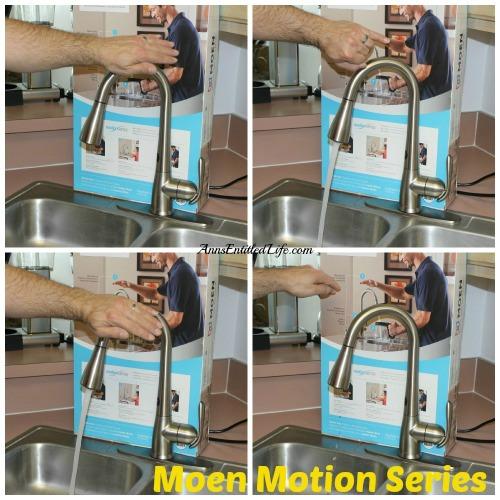 moen motion series