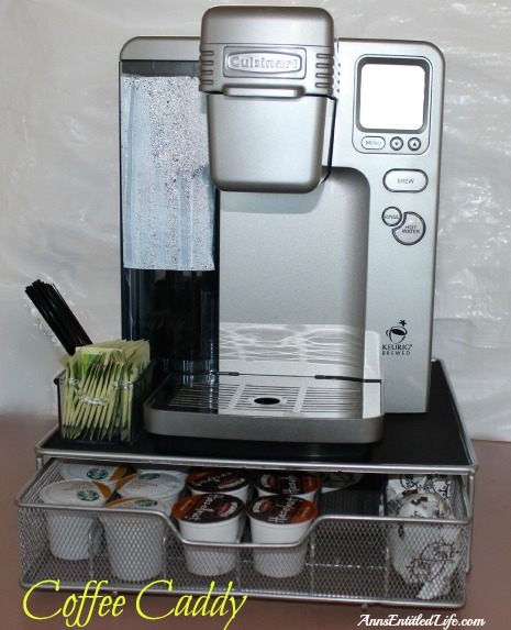 Household Coffee Station