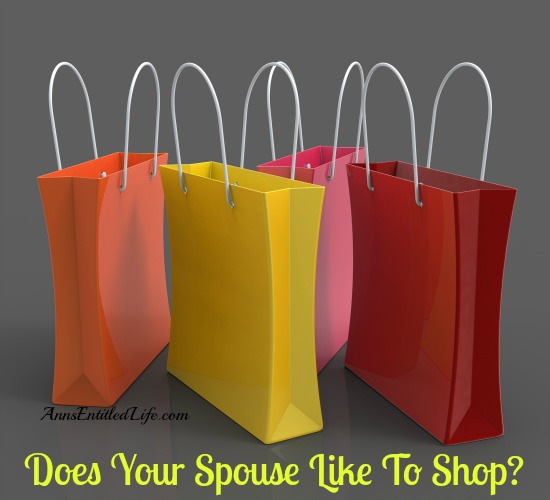 Does Your Spouse Like To Shop?