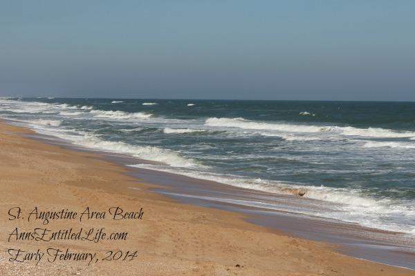 St. Augustine Beach, February 2014