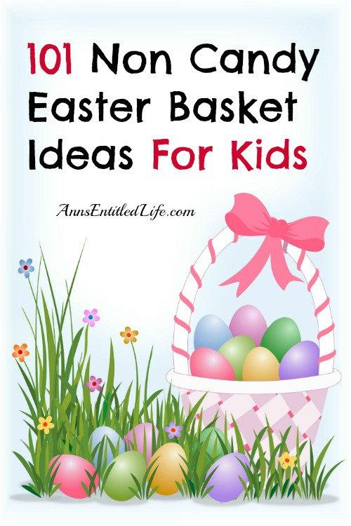 Easter basket filled with eggs on a white background