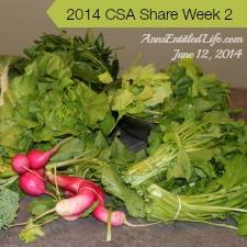 2014 CSA Share Week 2