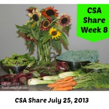 Our CSA Share