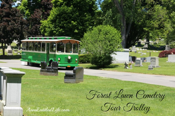 Forest Lawn Cemetery Trolley Tours