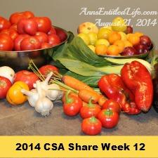 2014 CSA Share Week 12