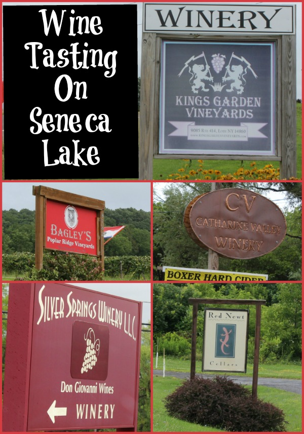 Wine Tasting On Seneca Lake. Our Wine Tasting On Seneca Lake experiences! Seneca Lake is one of the Finger Lakes in the west-central section of New York State. The Finger Lakes Wine Country is home to almost 100 wineries, breweries and distilleries centered around Keuka, Seneca, and Cayuga lakes.