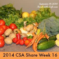 2014 CSA Share Week 16