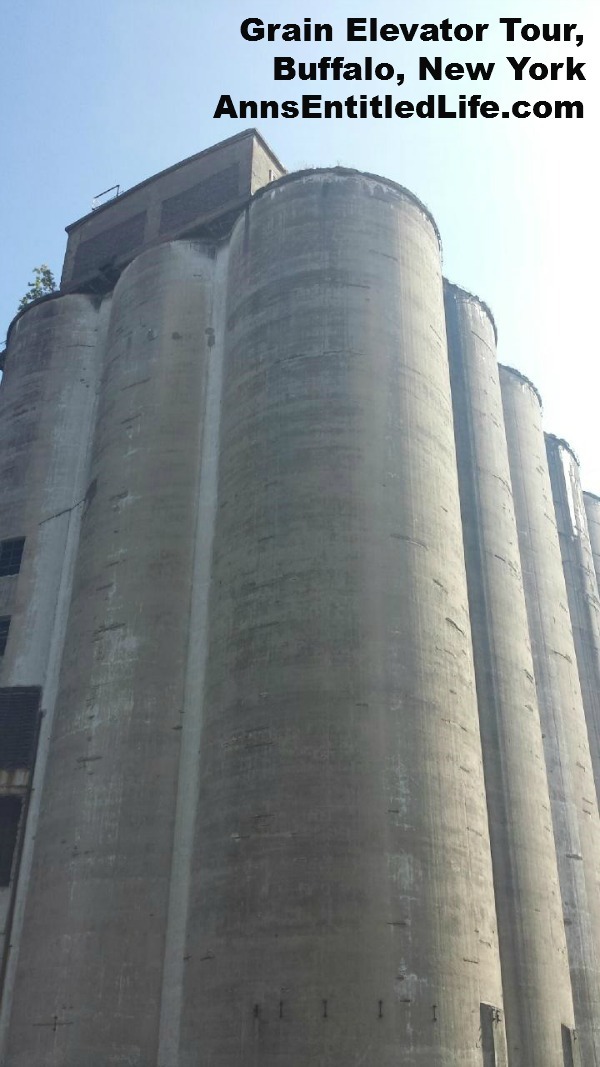 Grain Elevator Tour, Buffalo, New York. Take a cruise through the Buffalo River with stops at the nation's largest collection of standing grain elevator!