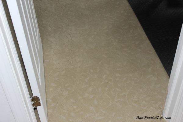 Installed New Carpet