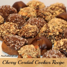 Cherry Cordial Cookies Recipe