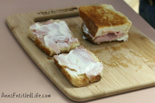 Cuban Ham Sandwich Recipe