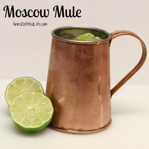 Moscow Mule Cocktail Recipe. The Moscow Mule: a slightly spicy ginger beverage that makes it a winter cocktail, while the tangy citrus of lime makes it a great summertime drink! In other words, the Moscow Mule Cocktail is the perfect adult beverage choice year round.