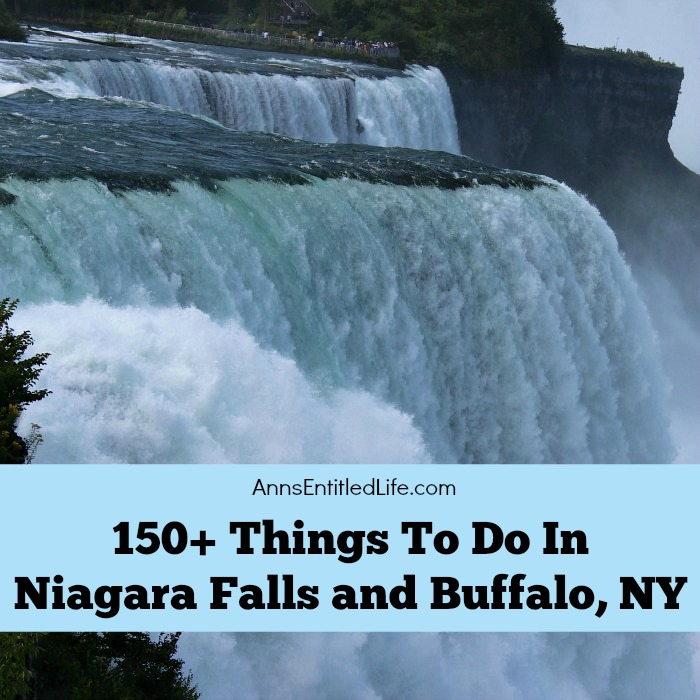 150+ Things To Do In Niagara Falls and Buffalo, NY