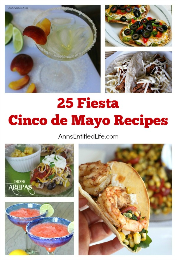 25 Fiesta Cinco de Mayo Recipes