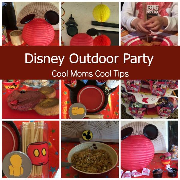 10 Outdoor Party Ideas