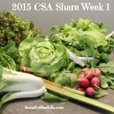 2015 CSA Share Week 1