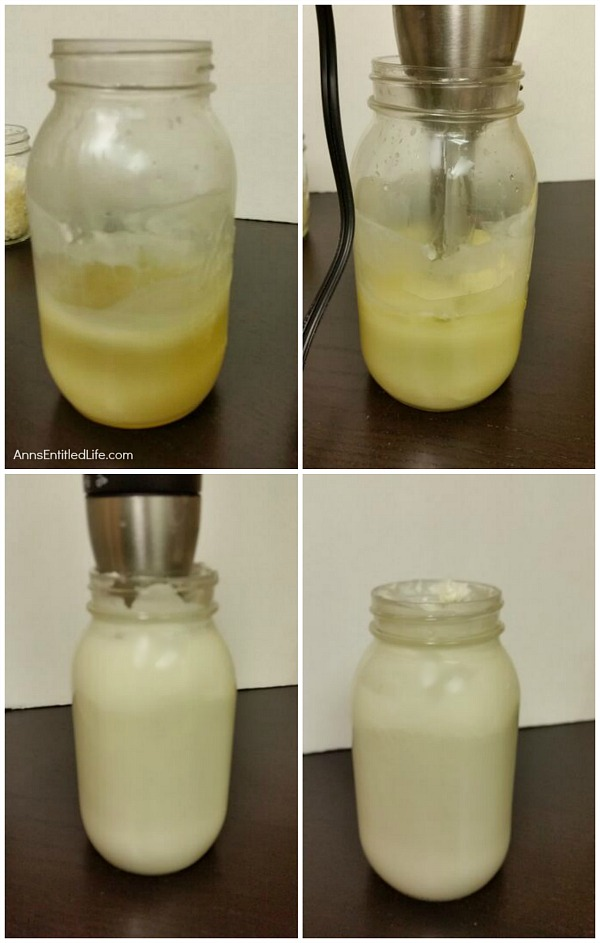 Homemade Orange Lavender Lotion Recipe