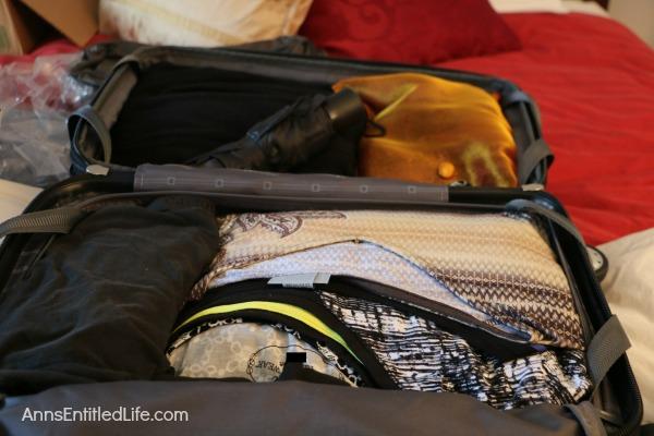 Packing for Europe Using Only a Carry On