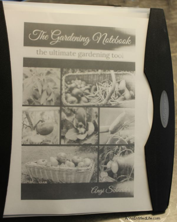 The Gardening Notebook $5 Sale