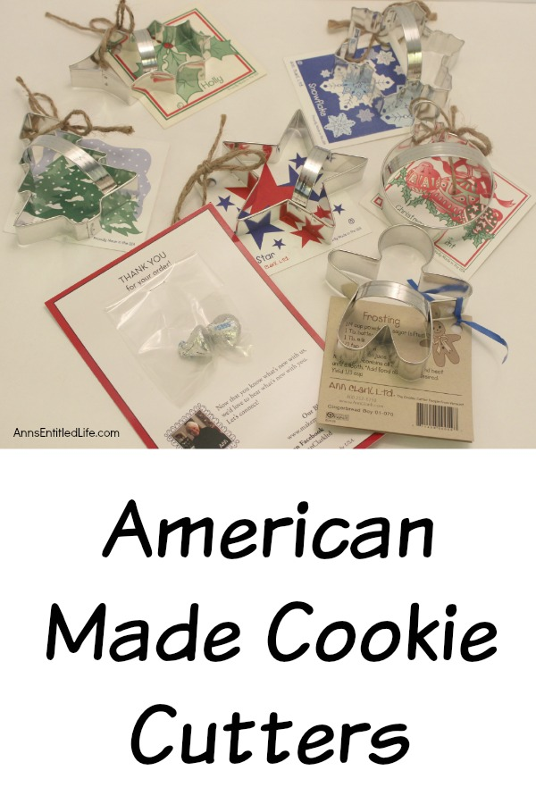 American Made Cookie Cutters