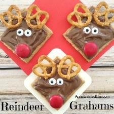 Reindeer Grahams Cookie Recipe