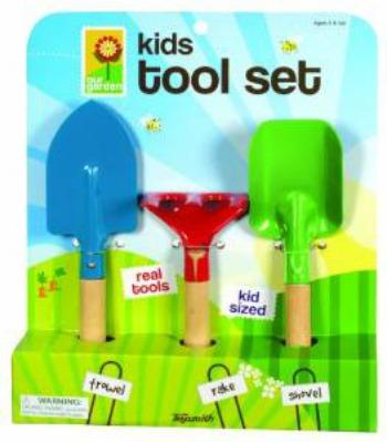 3-Piece Garden Tool Set