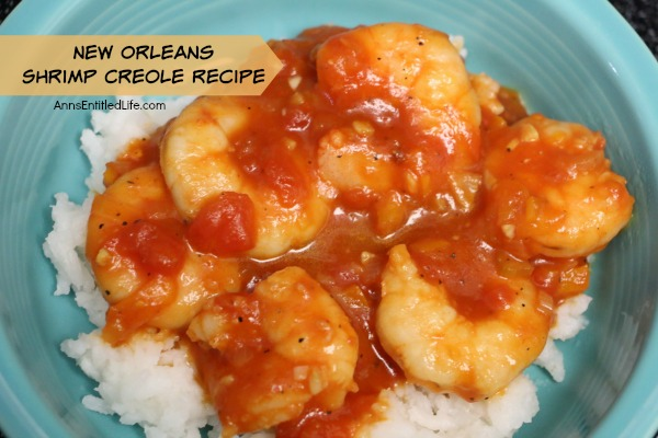 New Orleans Shrimp Creole Recipe. Try a spicy, zesty, delicious taste of New Orleans for dinner this evening. Shrimp Creole is a classic New Orleans recipe; loaded with flavor, it is simple to create, and this is quite possibly the best shrimp creole you will taste outside of Louisiana.