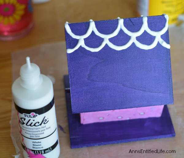Decoupage Birdhouse. Have a plain birdhouse craft? Would you like to make it into something adorable and unique? Take a plain box birdhouse and make it a real showpiece with this easy decoupage birdhouse craft! Make your own decoupage birdhouse with these easy step by step tutorial directions.