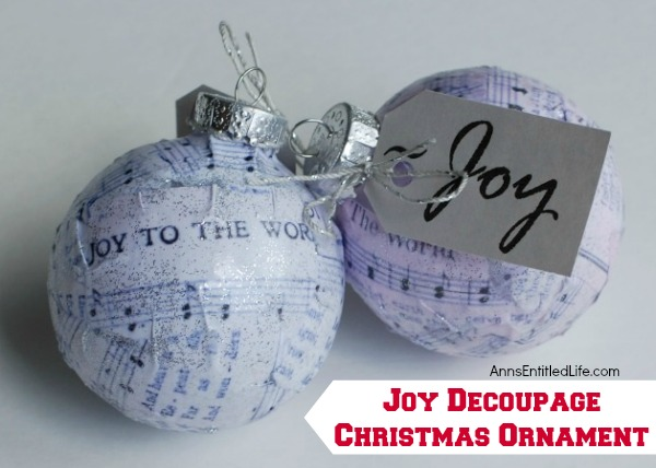 Glitter Book Ball Ornaments | Stunning Homemade Christmas Ornaments You Can DIY On A Budget