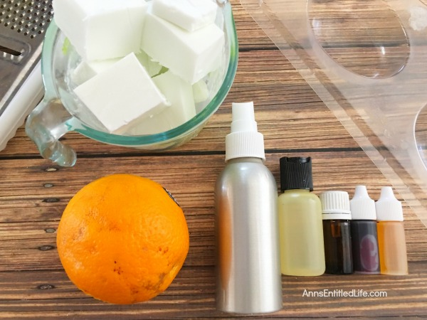 Make Your Own Orange Creamsicle Soap. Making your own soap is fast, fun and easy. This terrific recipe for Orange Creamsicle Soap smells fantastic, and feels wonderful on your skin. If you enjoy a zesty citrus scent, follow these easy tutorial instructions to learn how to make orange creamsicle soap!