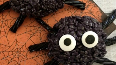 Spooky Spider Treats Recipe