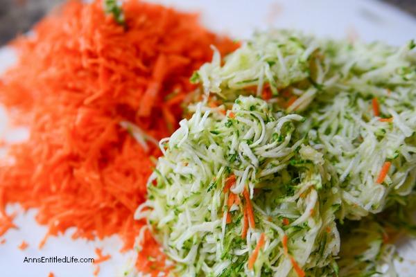 Zucchini Carrot Bread Recipe. A very dense Zucchini Carrot Bread, this recipe is satisfying as a snack or for breakfast.