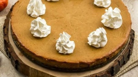 Easy Crustless Pumpkin Pie Recipe