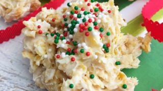 Easy Cornflakes Christmas Clusters Recipe