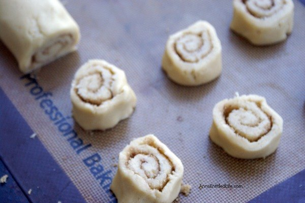 Cinnamon Rolls Cookies Recipe. Homemade cinnamon rolls in an easy to make cookie! Your entire house will smell like a bakery with these cookies in the oven. And bonus! Since they are cinnamon rolls, cookies for breakfast!! These delicious cookies taste great and are perfect for lunchboxes, cookie trays or dessert.