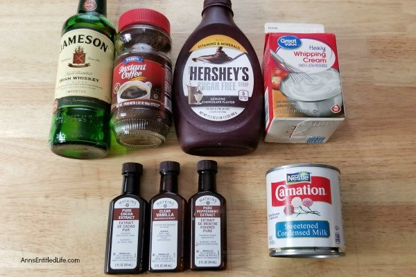 Easy Homemade Copycat Baileys Irish Cream Recipe. Learn how to make this copycat, homemade version of Baileys Irish Cream with this fast and easy recipe tutorial. Rich, creamy, with that slight whiskey-bite, and ready in less than a minute, this copycat Bailey recipe is simply fantastic. Make your own Irish cream to enjoy on the rocks, or in your favorite cocktail beverage.