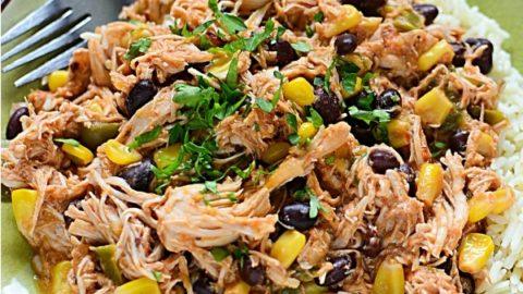 Slow Cooker Recipe: Tex-Mex Chicken Stew