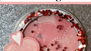 5 Minute Craft: Valentine's Day Heart Magnet