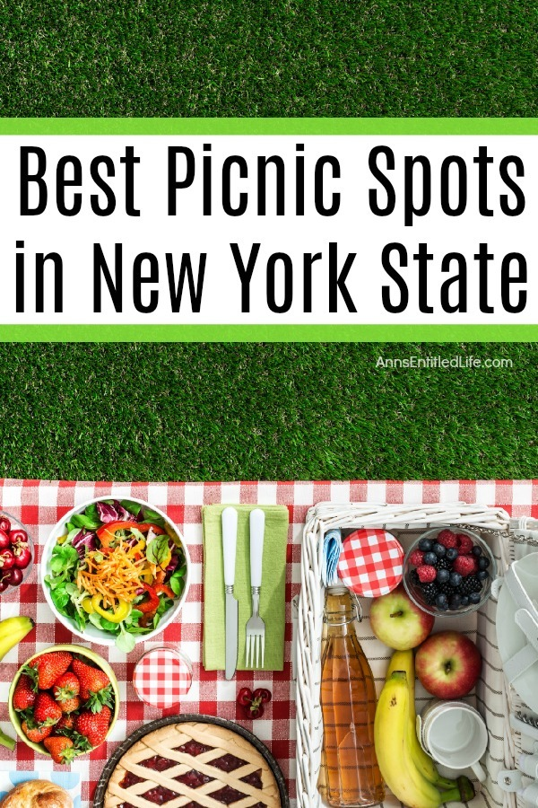 Best Picnic Spots in New York State. With plenty of options to have a picnic, you are not lacking for amazing spots around New York State to have a fun experience. You can combine history, water sports or exploration with your picnic. However, you want to enjoy your outing, make sure you bring enough food and drink for everyone. And do not forget the sunscreen. Have fun and bon appétit.