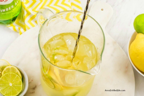 Southern Sweet Lemonade Cocktail Recipe. Be prepared that this may be your new go-to drink as well. It's light, refreshing, and seriously packed full of some super delicious flavors. Who knew that bourbon and vodka would pair up so perfectly in this drink? This Southern Sweet Lemonade Cocktail is super simple to make, and totally delicious.