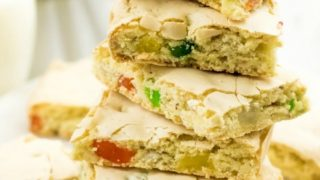 Gumdrop Cookie Bar Recipe