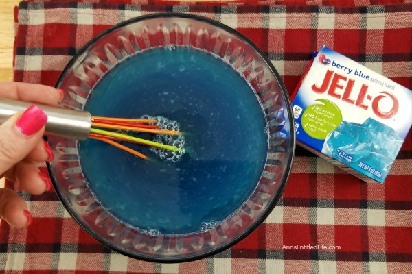 Red, White, and Blue Jello Shots Recipe. Having a party? These fabulous red, white, and blue Jello shots are perfect for the 4th of July, Memorial Day, or any other patriotic holiday gathering. Whether you are packing a picnic, having a backyard BBQ, or want something special to take to Independence Day festivities with family and friends, these terrific Jello shots are what your holiday celebration needs!