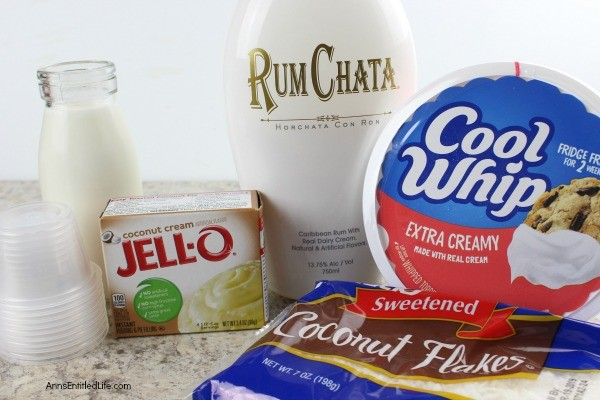 RumChata® Pudding Shots Recipe. If you like the taste of RumChata, you are going to love these delicious RumChata Pudding Shots!! Make them for a party, get-together, tailgating, or just because this is one of your favorite liqueurs!
