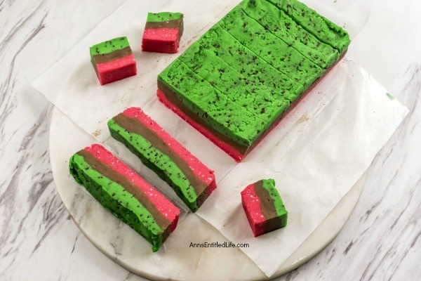 Striped Sugar Cookies Recipe. Red, green and chocolate striped sugar cookies are perfect for the holidays! You can change the colors to adapt to different times of the year. These delicious striped sugar cookies (sometimes called zebra cookies), are a wonderful, easy to make, cookie treat.