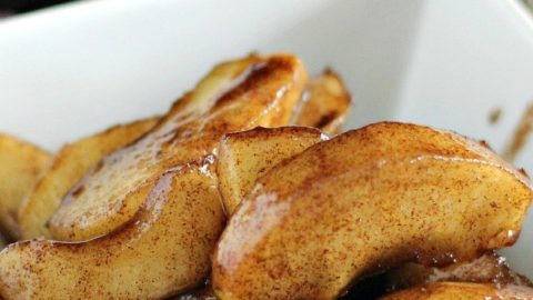 Country Style Fried Apples Recipe